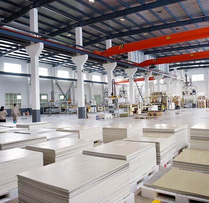 Trioflor fábrica