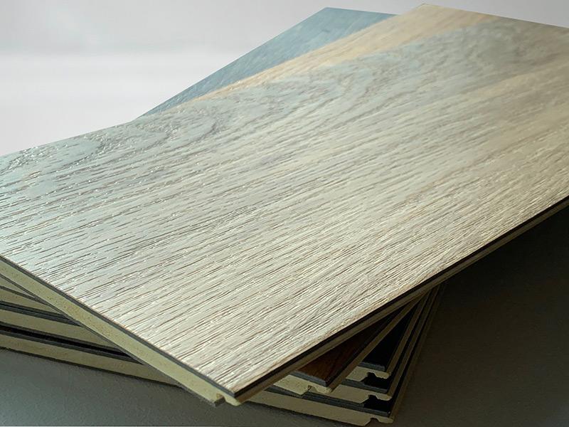 What is EIR (Embossed in Register) Flooring?